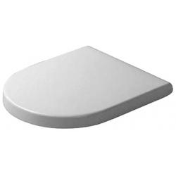 Сиденье с крышкой для унитаза DURAVIT STARCK 3 с функцией Soft Closing 0063890000