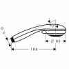 Ручной душ лейка HANSGROHE CROMETTA 85 (28562000)
