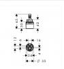 Картридж для смесителя Hansgrohe M3/M2 (92730000)
