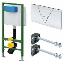 Инсталляционная система для унитаза VIEGA Standart 3в1 (673192)