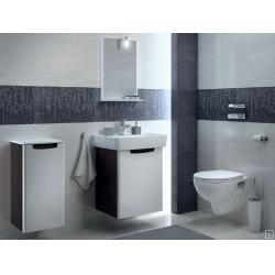 Зеркало для ванной комнаты KOLO REKORD (88418000) с подсветкой 443х605х125мм