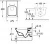 Унитаз подвесной VILLEROY & BOCH OMNIA ARCHITECTURA 5685H101