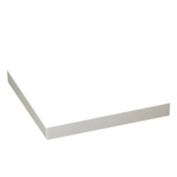 Панель Eger (PAN-1010S) white для поддона Eger 599-1010S, 2 части