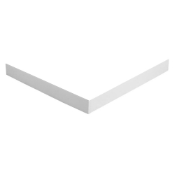 Панель Eger (PAN-9090S), white для поддона Eger 599-9090S (2 части)