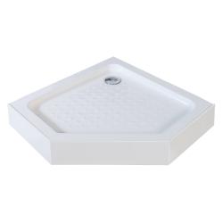 Поддон пятиугольный Eger STEFANI (599-535/2), white