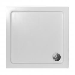 Поддон квадратный Eger RUDAS (599-001/2), white