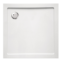 Поддон квадратный Eger SMC (599-8080S), white 800*800*35см
