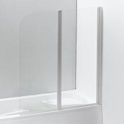 Шторка для ванн Eger white (599-121W)