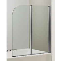 Шторка для ванн Eger (599-121CH), хром