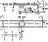 Дренажный канал Viega Advantix Vario черный, дизайн-вставка Visign SR1 матовая 704353