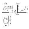 Унитаз подвесной чаша LAUFEN PRO (H8209660000001)