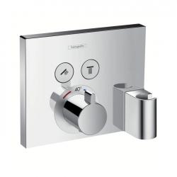 Термостат для двух потребителей Hansgrohe Shower Select 15765000, СМ