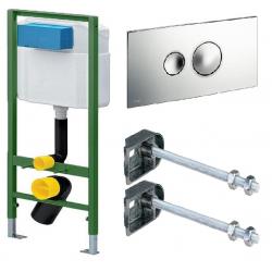 Инсталляционная система для унитаза VIEGA Standart 3в1 713386