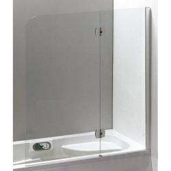 Шторка для ванн Eger (599-120CH/R), хром