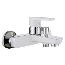 Смеситель для ванны Imprese BRECLAV (10245W)