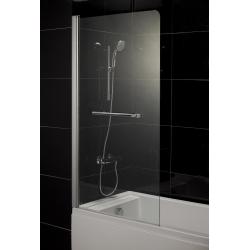 Шторка для ванн Eger (599-02L), хром