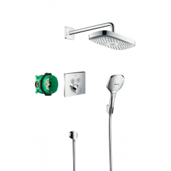 Душовий набір HANSGROHE Raindance Select E/ShowerSelect (27296000)