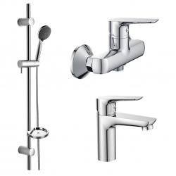 Набор смесителей для ванны Imprese (kit21082)