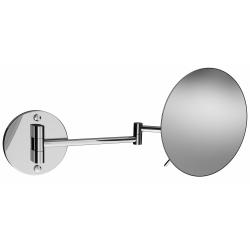 Зеркало косметическое IMPRESE увеличение х3 (181222)