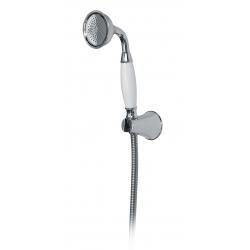 Душевой набор IMPRESE PODZIMA  LEDOVE ZMK01170110 ручной душ 1 режим, шланг, держатель