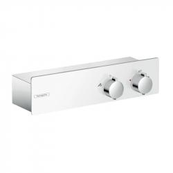 Термостат на одного пользователя Hansgrohe ShowerTablet 350 (13102400) хром, белый