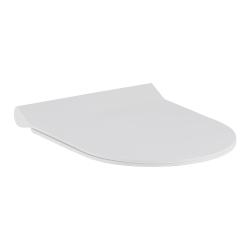 Сиденье с крышкой для унитаза VOLLE SOLAR Slim (13-93-053)