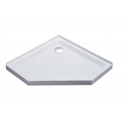Поддон пятиугольный Eger SMC (599-535-100/2), 1000*1000*40см