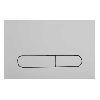Комплект VOLLE MERIDIAN Rimless унитаз подвесной з седеньем и инсталяция Master 4в1 клавиша хром A34H240000+141515
