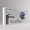 Смеситель для раковины Imprese GRAFIKY (ZMK061901030)