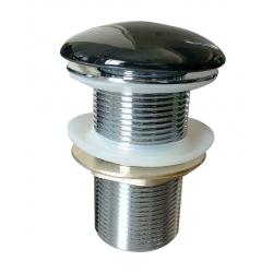 Донный клапан VOLLE цвет черный (90-00-037black)