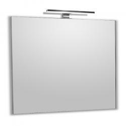 Зеркало для ванной комнаты VOLLE (16-08-808) 500*600мм с LED светильником