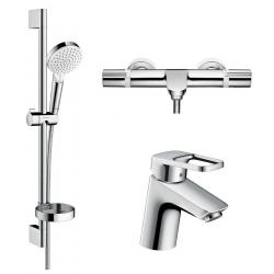 Набор смесителей для ванны HANSGROHE Logis Loop (71150000+15348000+26553400)