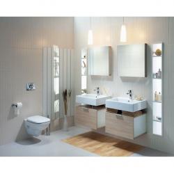Зеркало для ванной комнаты KOLO TWINS (88403-000) 600х600х70мм