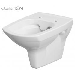 Чаша подвесного унитаза Cersanit Carina Cleanon (970181) без сидения