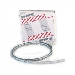 Монтажная лента для кабеля теплого пола Veria 5м 19808234