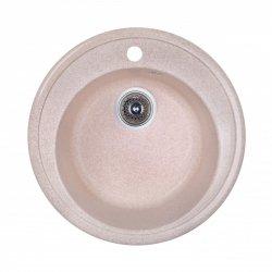 Кухонная мойка Fosto D510 SGA-806, коричневая (14034)
