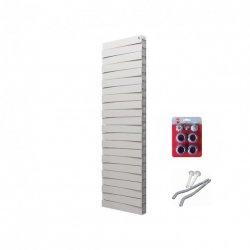Радиатор отопления биметаллический Royal Thermo PianoForte Tower/Bianco Traffico - 18 секций (НС-1161671)