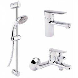 Набор смесителей для ванны Q-Tap Set CRM 35-211 (16512)