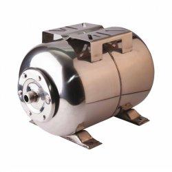 Гидроаккумулятор WOMAR 50 L нерж. (горизонтальный)