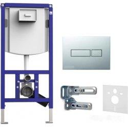 Инсталляционная система для унитаза Sanit 4 в 1 90.502.00..S015