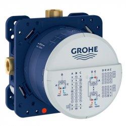 Скрытая часть смесителя Grohe Rapido SmartBox (35600000)