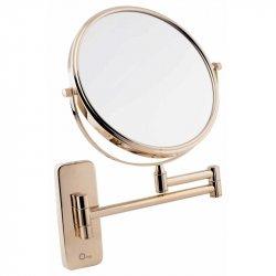 Зеркало косметическое Qtap Liberty ORO 1147, золото