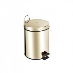 Ведро для мусора Q-Tap Liberty ORO 1149, 5л (25646)