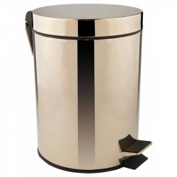 Ведро для мусора Q-Tap Liberty ORO 1149, 5л 25646