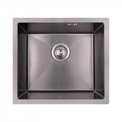 Кухонная мойка Imperial D4843BL PVD black Handmade 2.7/1.0 mm из нержавеющей стали