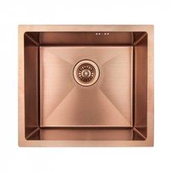 Кухонная мойка Imperial D4843BR PVD bronze Handmade 2.7/1.0 mm из нержавеющей стали