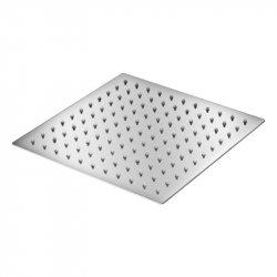 Лейка потолочная Lidz (CRM) 51 10 104 30 квадратная 30х30см