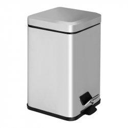 Ведро для мусора Lidz (CRM)-121.11.12 12л (32509)