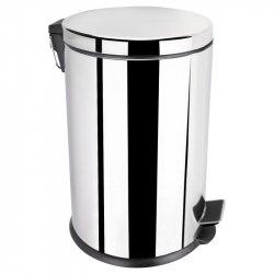 Ведро для мусора Lidz 20л (CRM) 121.01.20