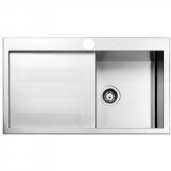 Кухонная мойка Apell Amalthea (SQ861IRSC) 860х500 RIGHT